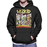 Photo de Cloud City 7 Wizkid Cover Art Men's Hooded Sweatshirt par Cloud City 7