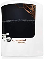 Aquaguard Marvel RO+UV+MTDS (8L) with Active Copper Technology,7 Stages of Purification (White & Black) fr