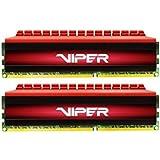Mémoire LONG DIMM DDR4 Patriot 16GB 2400 MHz Viper 4 CL15 15-15-35 2 barettes