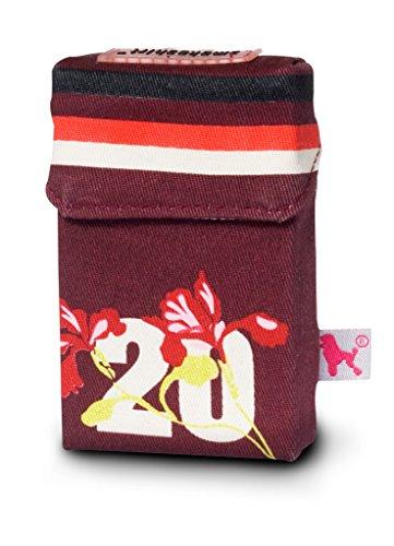 Smokeshirt elegante custodia fumo camicia per pacchetti di sigarette, il