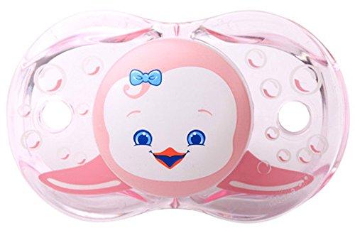 razbaby-keep-it-kleen-pacifier-rosa-penguin-0-36-months-kids-infant-child-baby-products-bebe-nourris
