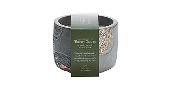 Therapy Garden 250g Citronella Candle