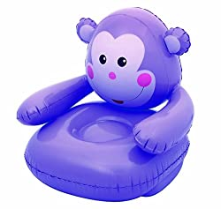 BestWay Little Monkey Inflatable Chair