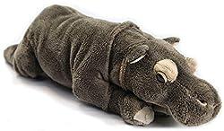 Zaloop Nilpferd liegend ca.31 cm Plüschtier Kuscheltier Stofftier Plüschnilpferd 173