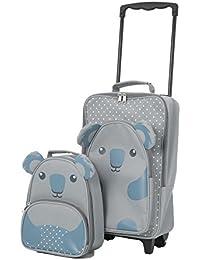 Maletín para niños equipaje infantil cabina Maletín para maletas para viajes y mochila