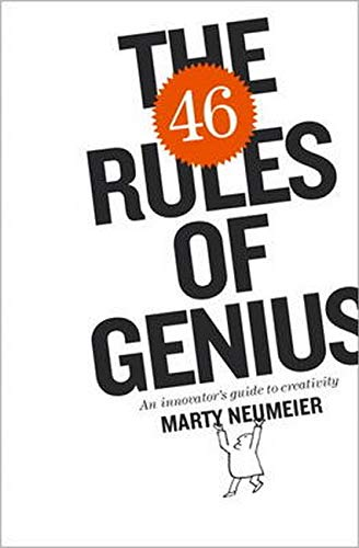 The 46 Rules of Genius: An Innovator's Guide to Creativity PDF Books