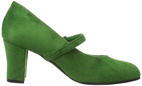 Hirschkogel by Andrea Conti  0597624199, Escarpins pour femme Vert - Grün (grasgrün)