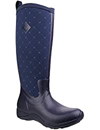 Muck Boot Arctic Adventure Prints (Quilted Print), Botas de Agua para Mujer