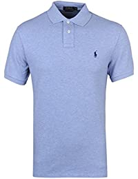 ralph lauren hemd blau