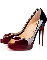 LOUBOUTIN SHOES - Zapatos de vestir de Piel para mujer