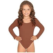 Body Marrón para niña Sp-(4/6A)