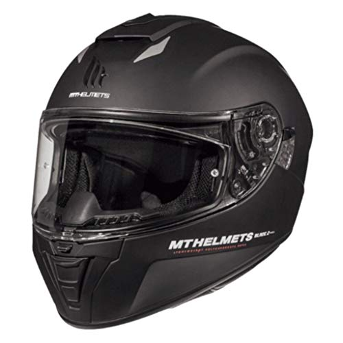 Casco Moto Mt 2019 Blade 2 Sv Solid Matt