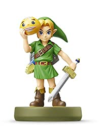 amiibo link MajoraS Mask ( The legend series of Zelda ) Japan Import [Nintendo 3DS]