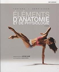 Eléments d'anatomie et de physiologie