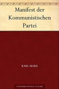 Manifest der Kommunistischen Partei von [Marx, Karl]