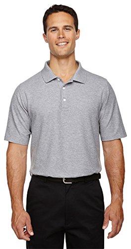 Devon & Jones Herren drytec20hoch Polo T Shirt Grey Heather