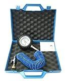 Ryme Automotive - Kit Tomas De Presión Itv Manometro Comprobador Tomas Presion Itv