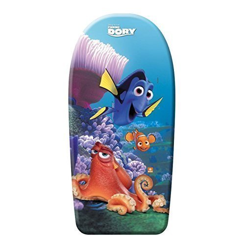 Hochwertiges Bodyboard 104 cm / Body Board / Surfboard / Schwimmbrett Nemo / Finding Dory / Finde Dori