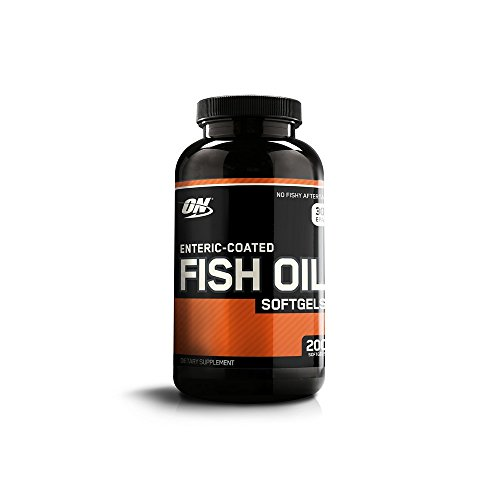 Optimum - Enteric Coated Fish Oil 200 Softgels