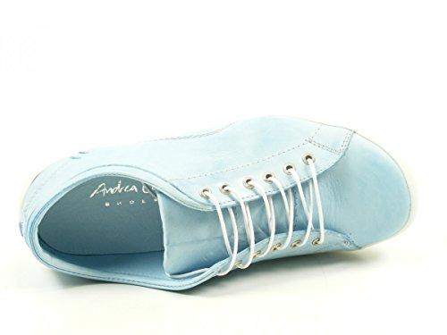 Andrea Conti 0340559 Scarpe stringate donna Blau