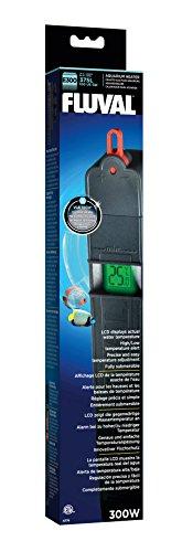 Fluval E-Heizer - Der Elektronikheizer aus der E-Serie 300 Watt für Aquarien bis 375 Liter -
