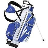 2015 Mizuno Elite Stand Bag Carry Mens Golf Bag 4-Way Divider Tour-Staff Navy