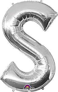Anagram 32983 Globo de helio gigante, forma de la letra S
