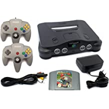 Nintendo 64 - Konsole + Mario Kart + 2 Controller
