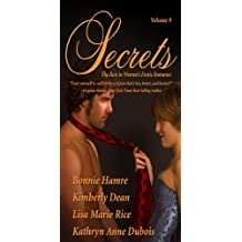 Secrets: Volume 9 the Best in Women's Romantic Erotica (Secrets (Red Sage))