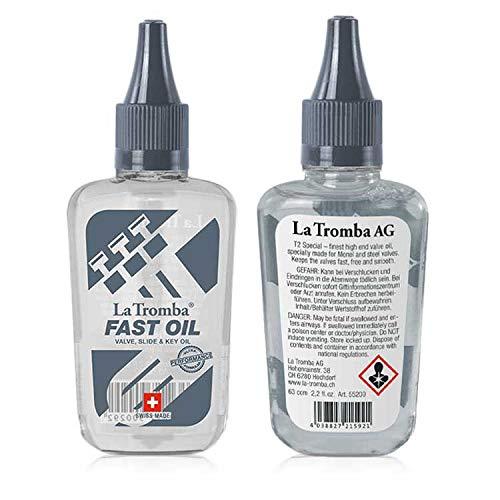 La Tromba Ventilöl Fast Oil - für Perinet- und Drehventile