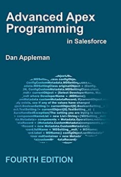 Advanced Apex Programming in Salesforce (English Edition) par [Appleman, Dan]