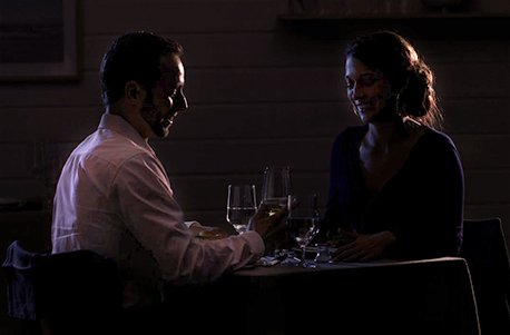 Geschenkgutschein: Dinner in the Dark für 2