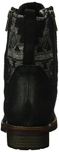 s.Oliver 25354, Bottes Classiques Femme Noir (Black Comb 98)