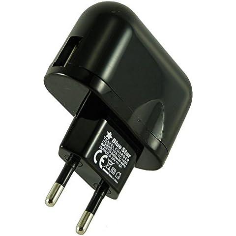 Acce2S-Caricabatterie da parete USB per Smartphone YEZZ Andy AZ4,5 potente, 2000 MAH
