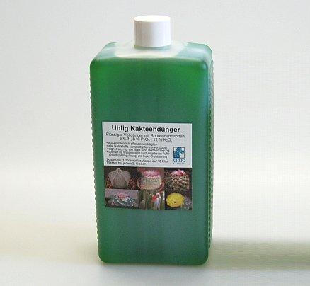 Uhlig Kakteendünger 500 ml