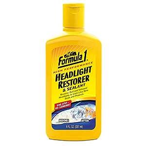 Formula 1 615874 Headlight Restorer (237 ml)