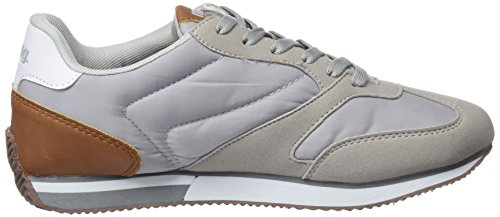 Mtng Lord Vancouver Sneakers Grau (coniglio Gris Nylon Pig)