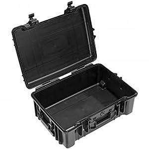 B&W International 1.5622/B Valise étanche pour Appareil Photo Anti-choc Type 66 Noir
