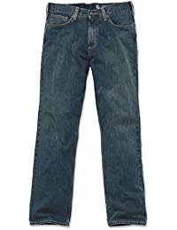 Carhartt - Jeans - Relaxed - Homme Weathered Blue