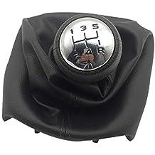 Pomo de palanca de cambios para Peugeot 307 (5 velocidades)