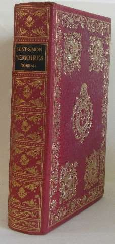 Descargar Libro Mémoires Complets et Authentiques du Duc de Saint-Simon Tome 4 de Saint-simon