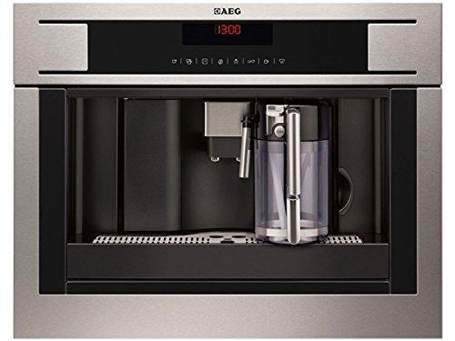 AEG-PE4571-M-Einbau-Espresso-Kaffeevollautomat-Edelstahl-Kaffeemaschine-Kompakt