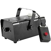 Proel PLFD400EL 0.8L 400W Black smoke machine - smoke machines (400 W, 2 kg, 110 x 230 x 120 mm)