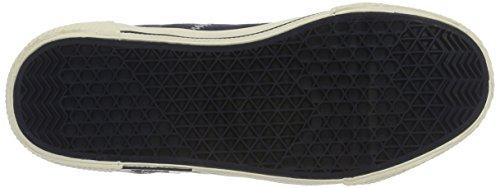 s.Oliver 44106, Sneakers Basses Garçon Bleu (NAVY 805)