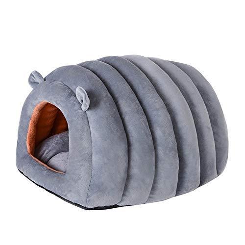 1yess Pet Tent Cueva Cama for Gatos Pequeño Gato
