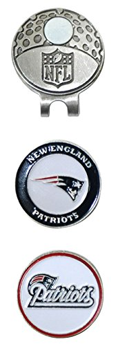nfl-new-england-patriots-cap-clip-with-2-markers
