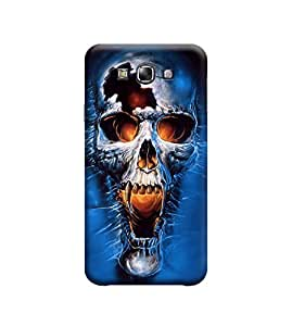 Ebby Premium Designer Back Cover for Samsung E7 (Designer Case)