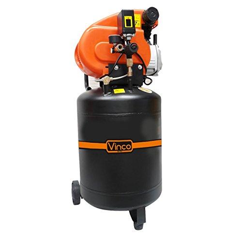 60611 Compresor vertical 50 LT Vinco doble manómetro