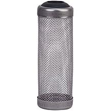 onewiller Durable Protector de filtro de acuario tanque de peces red de malla para peces camarón (diámetro interior aprox. 12mm)