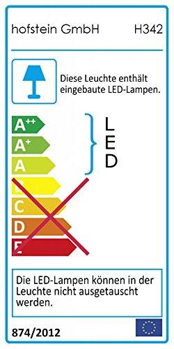 Dimmbare LED Hängeleuchte Hefei 4 x 4 Watt 1280Lumen 3000 Kelvin Lichtfarbe warmweiss - 7
